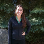 Angelica Blais Receives Marco Cabrera Graduate Student Research Award