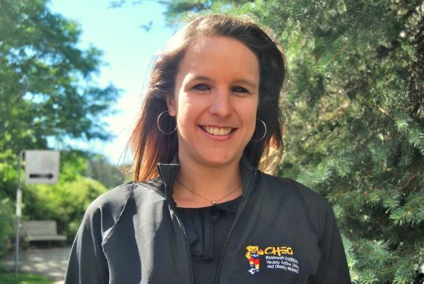 ARCHIVED: Dr. Geneviève Leduc