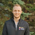 Justin Lang Awarded QEII Scholarship in Science and Tecnology