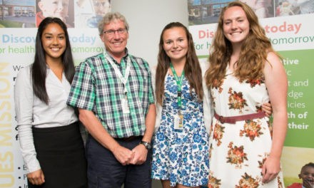 HALO Students Present at CHEO-RI Summer Studentship Research Day