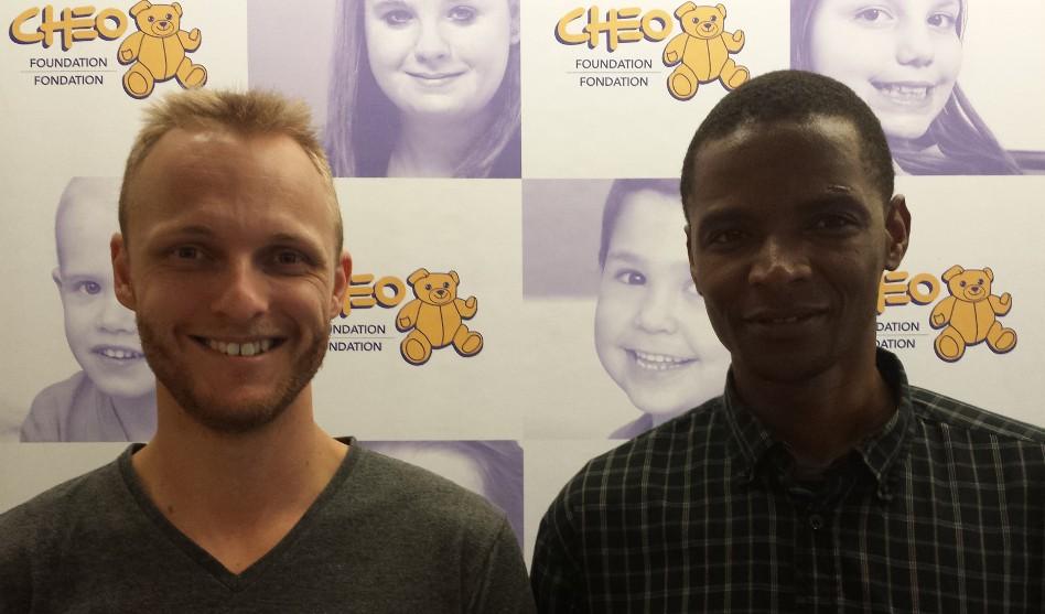 HALO PhD Students Win CIHR Travel Awards