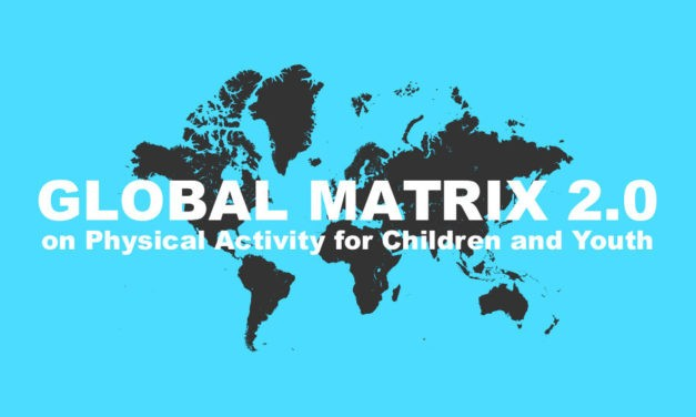 Release of the Global Matrix 2.0 on Physical Activity for Children and Youth Under 2 Weeks Away