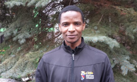 Taru Manyanga Receives 3-Year CIHR Fellowship