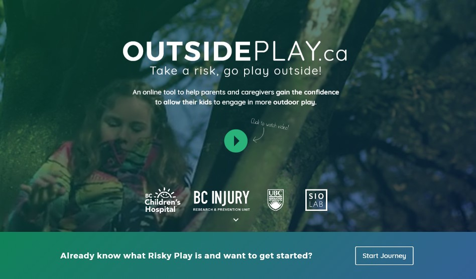 Outside Play Tool Launched
