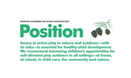 Impact of the Canadian Position Statement on Active Outdoor Play