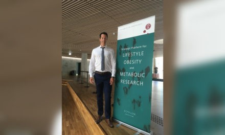 Dr. Jean-Philippe Chaput Makes 3 Presentations in Denmark