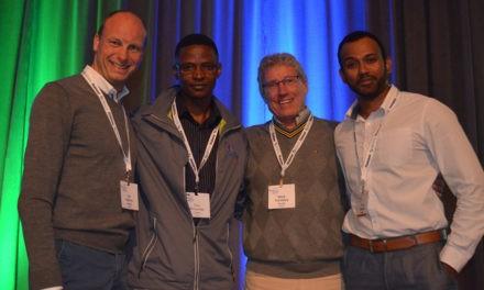 Taru Manyanga and Mark Tremblay Participate in Symposium in Victoria