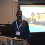 Taru Manyanga Makes Presentation at ISBNPA Conference in Victoria