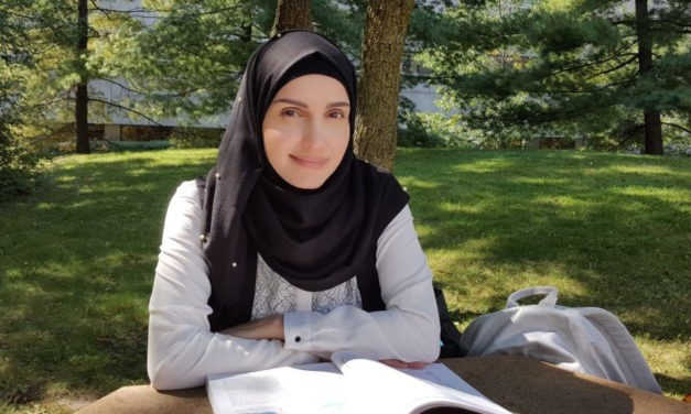 Fatima Mougharbel successfully defends her PhD thesis proposal