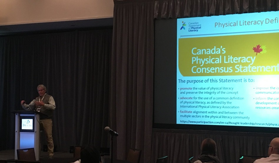 HALOites Make Presentations at the 50th Anniversary Canadian Society for Exercise Physiology Annual Conference in Winnipeg