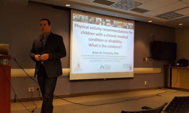 HALO Hosts International Pediatric Exercise Medicine Workshop in Ottawa