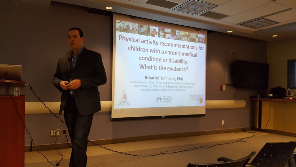 HALO Hosts International Pediatric Exercise Medicine Workshop in Ottawa