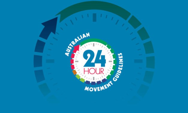 Australia Releases New 24-Hour Movement Guidelines for Children and Young People