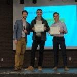 Joel Blanchard Wins Award at the AQSAP Congress