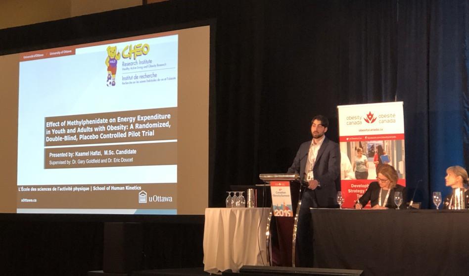 HALOites Make 9 Presentations at Canadian Obesity Summit