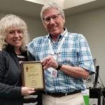Hélène Larocque Receives the 2019 HALO Spirit Award