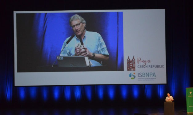 HALO Researchers Make Big Impact at ISBNPA Conference in Prague!