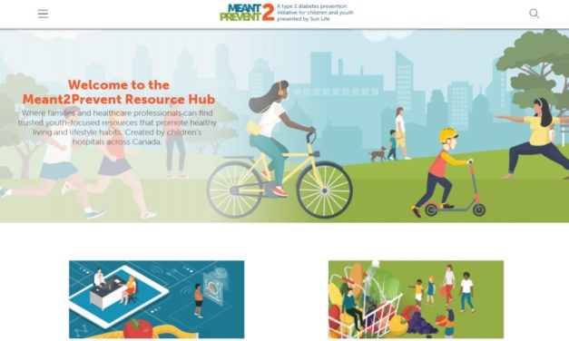 Meant2Prevent: A Type 2 Diabetes Prevention Initiative for Children and Youth, Funded by SunLife