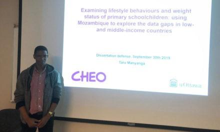 Taru Manyanga Successfully Defends His PhD Dissertation