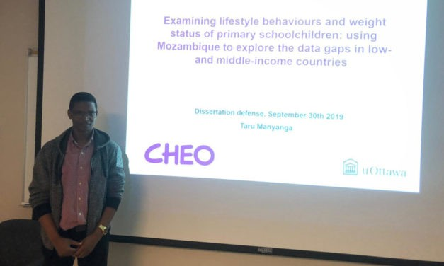 Taru Manyanga Successfully Defends His PhD Dissertation
