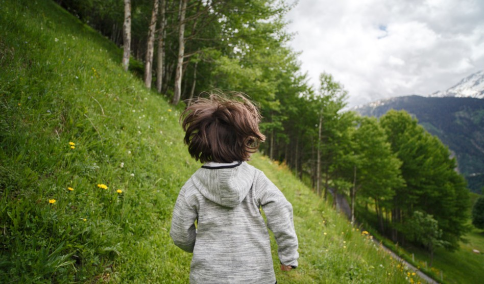 If In Doubt, Let Them Out – A Child's Right to Play