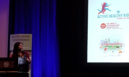 Silvia Gonzalez and Taru Manyanga Present at the Active Living Research Conference in Orlando