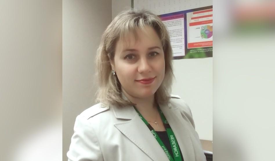 Dr. Iryna Demchenko