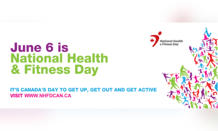National Health and Fitness Day – Saturday, June 6th 2020!