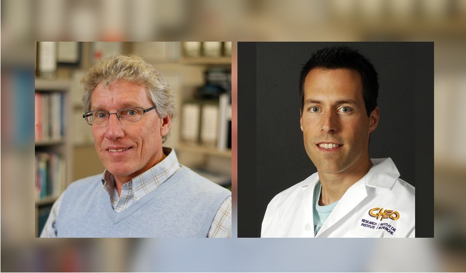 Dr. Mark Tremblay and Dr. Jean-Philippe Chaput Make the List of Highly Cited Researchers 2020