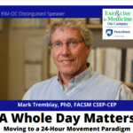 Professor Mark Tremblay Delivers Invited Lecture at Penn State University
